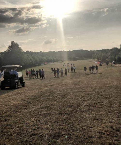 TRILBY TOUR 2018 - EVENING WALKING