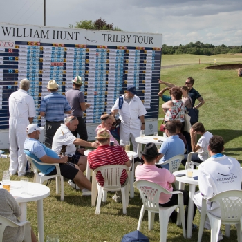 TRILBY TOUR OUTSIDE