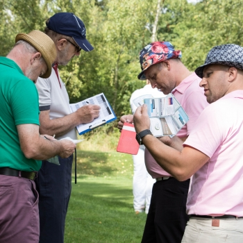 TRILBYTOUR PLAYERS
