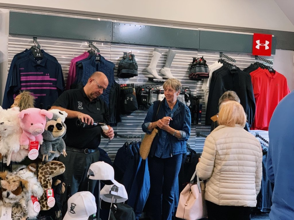 The Pro Shop Grand Re-Opening