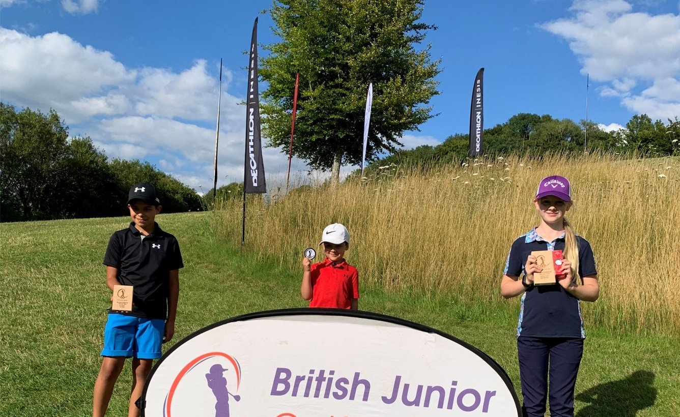 Juniors Represent Gaudet Luce in BJGT Wycombe Heights