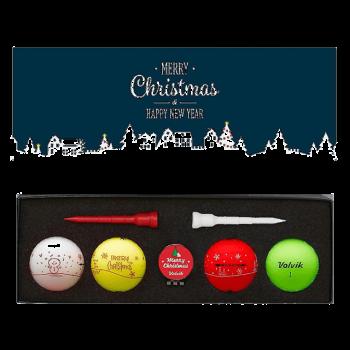 volvik christmas balls