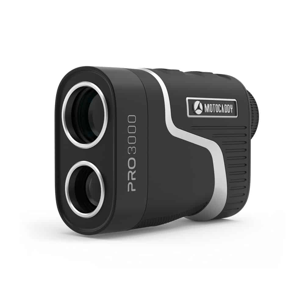 The All New Motocaddy Pro 3000 Laser Rangefinder