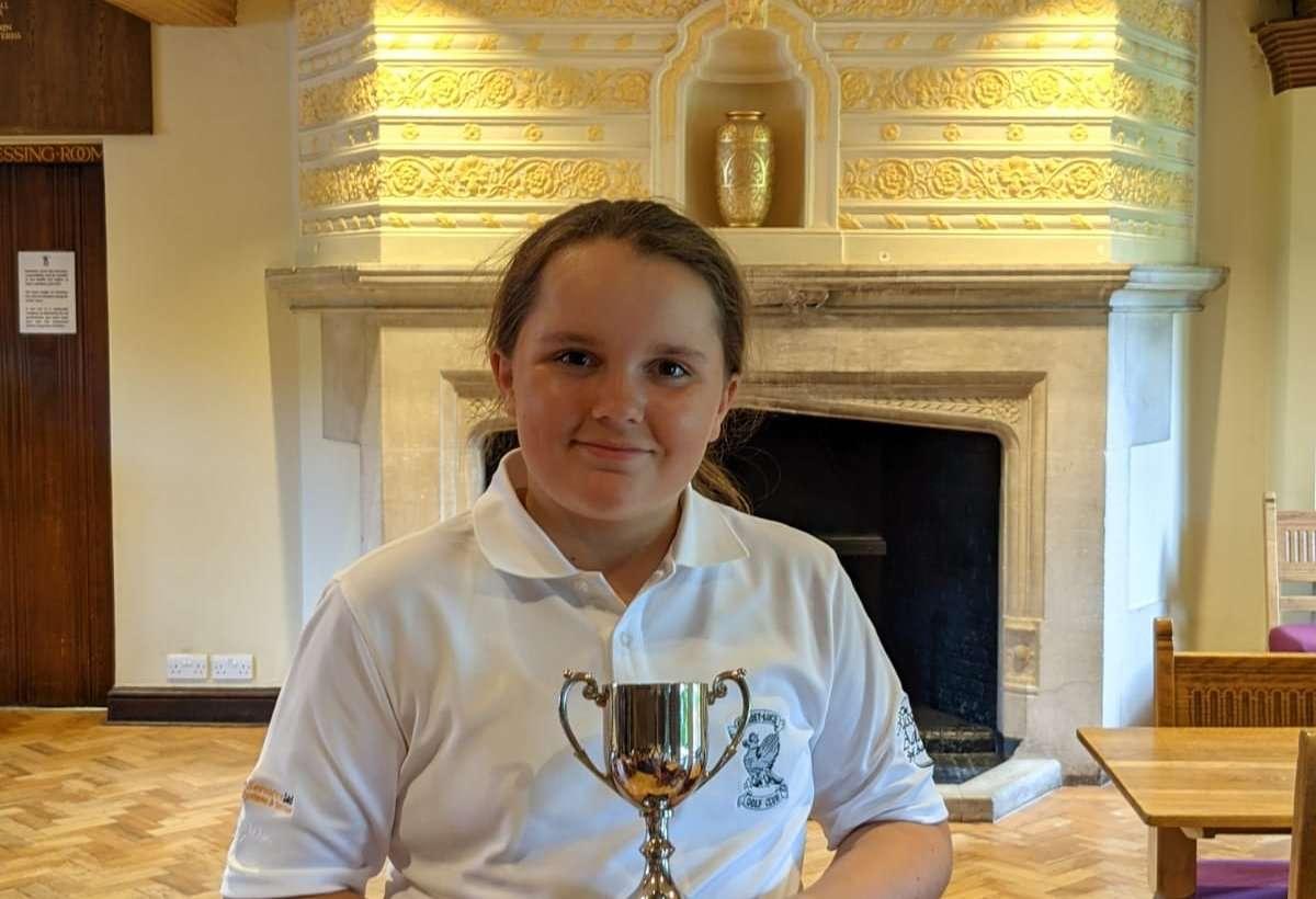 A big win at Midlands South Girls Championship!