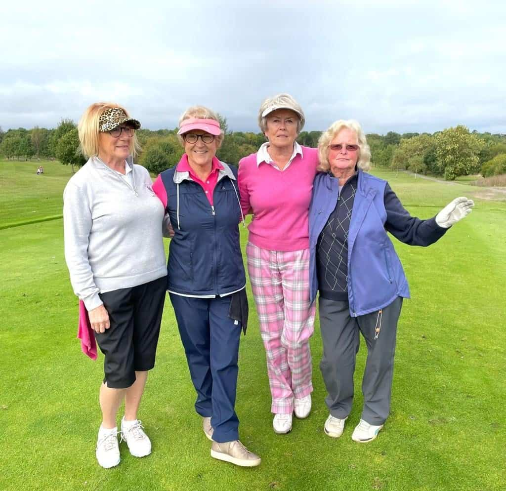 Breast Cancer Charity Day Results